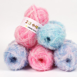 [10+1][80g] 고급수세미 나염(high luffa mix color)